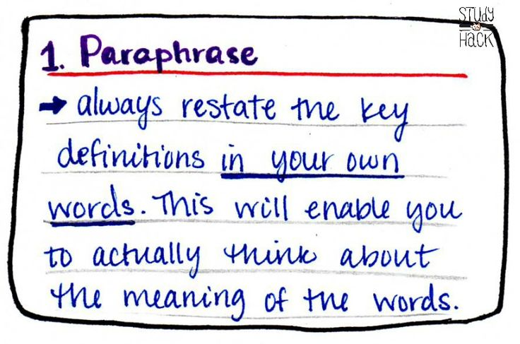 Some tips on making flashcards read here http study hack com 2014