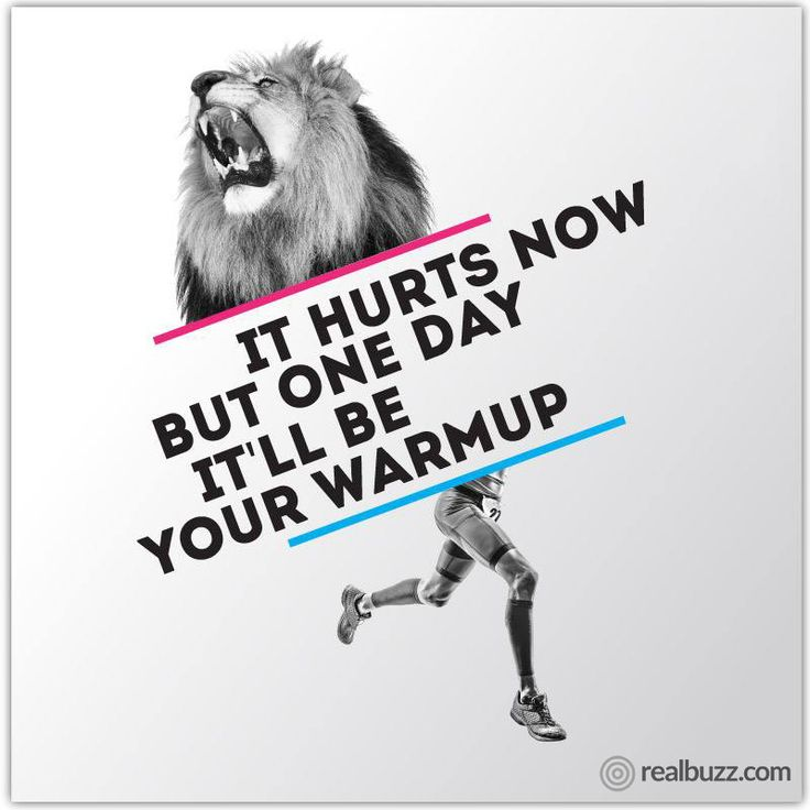 Pain Is Temporary, Glory Lasts Forever!