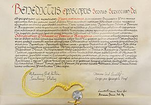 Papal bull - Wikipedia, the free encyclopedia