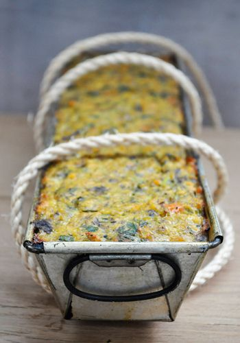 Lentils, Veggies and Mushroom Bake - Traditional Romanian recipe for Easter made healthy!