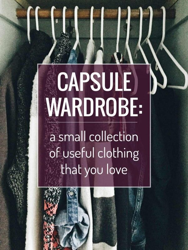 How to Start a Capsule Wardrobe - a guide for beginners, with free printable guides to help you get started!   pinchofyum.com