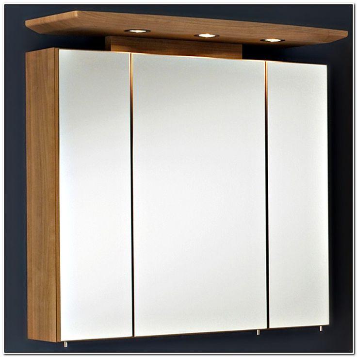 spiegelschrank 2 t rig mit beleuchtung np88 hitoiro. Black Bedroom Furniture Sets. Home Design Ideas