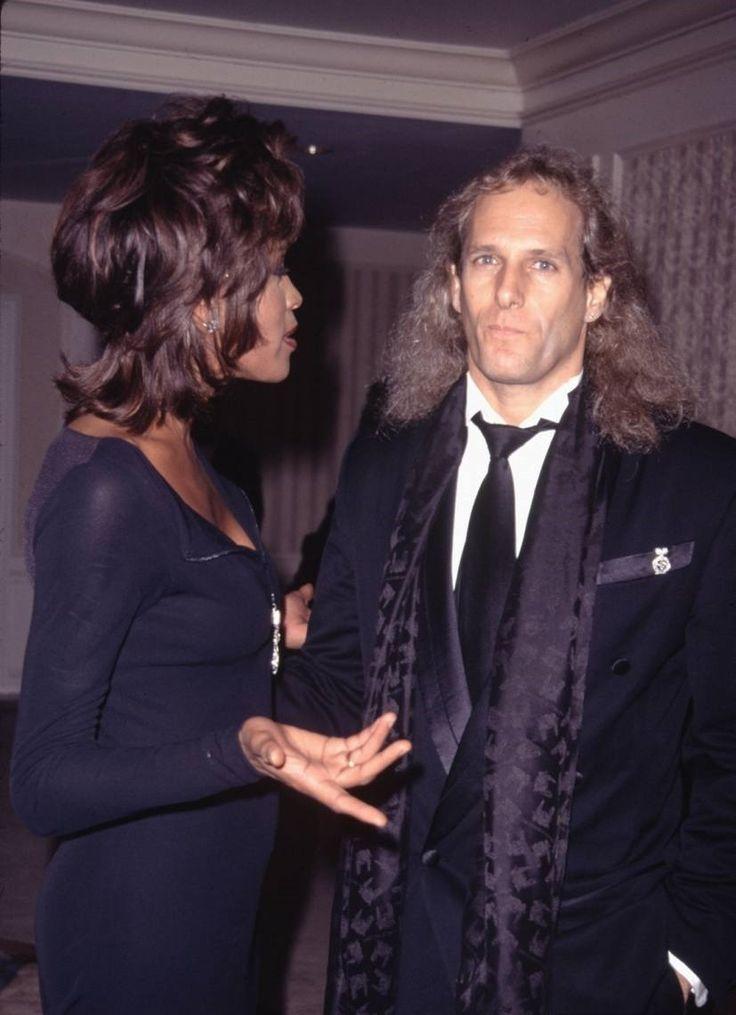Whitney Houston & Michael Bolton