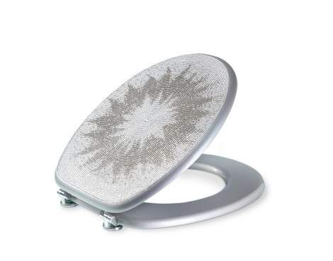 Starburst Novelty Toilet Seat