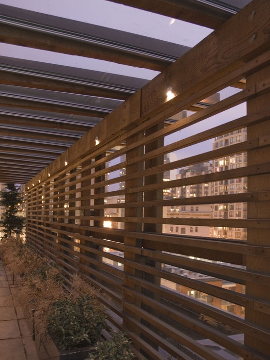 My Deck Modern Trellis Design, Pictures, Remodel, Decor And Ideas