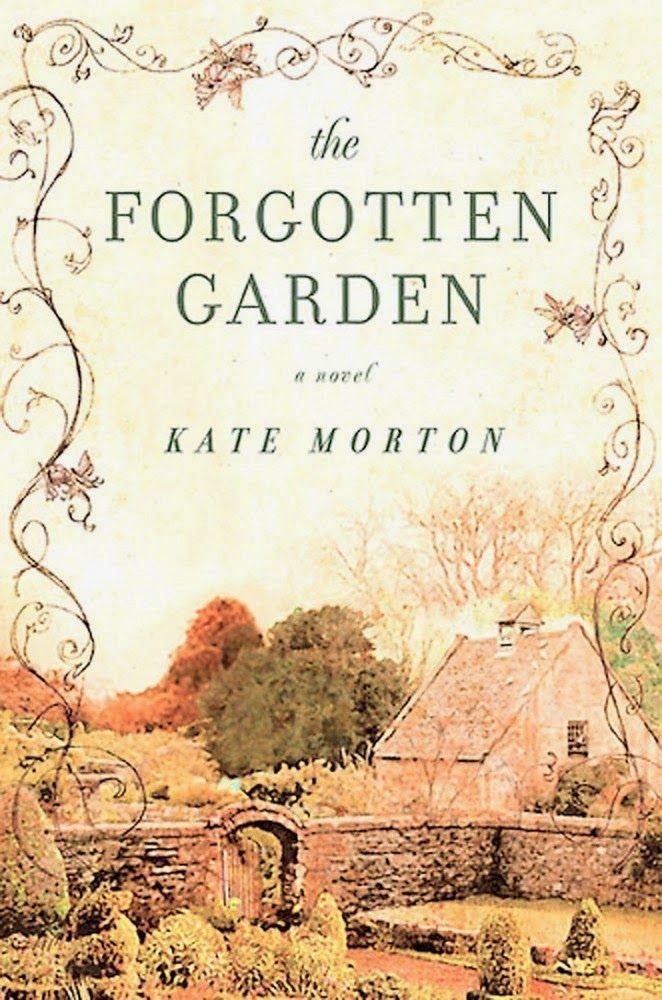 Book club the forgotten garden my to read list for Garden club book by blackbird designs