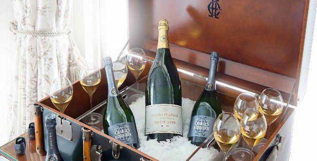 Champagne : Bulles en coffret - Le Figaro Vin