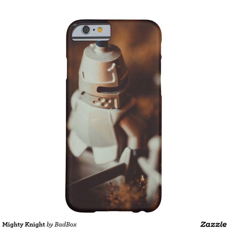 Mighty Knight Barely There iPhone 6 Case