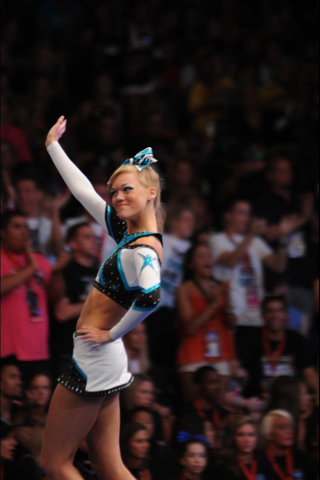 Maddie Gardner :) she is sooo good :)