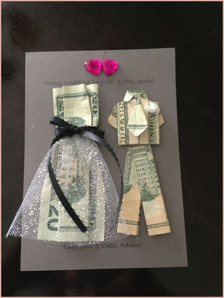 Creative Ways To Give Money For A Wedding Gift 13 Approach That Will Wow You Homemade Wedding Gifts Wedding Gifts For Friends Diy Wedding Gifts