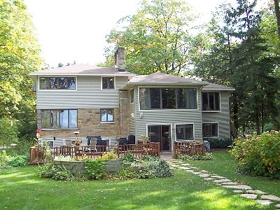 26 best images about michigan vacation home rentals on for Muskegon cabin rentals
