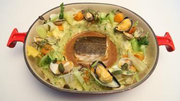 Zeeuwse stamppot - Vtm koken - Sergio Herman
