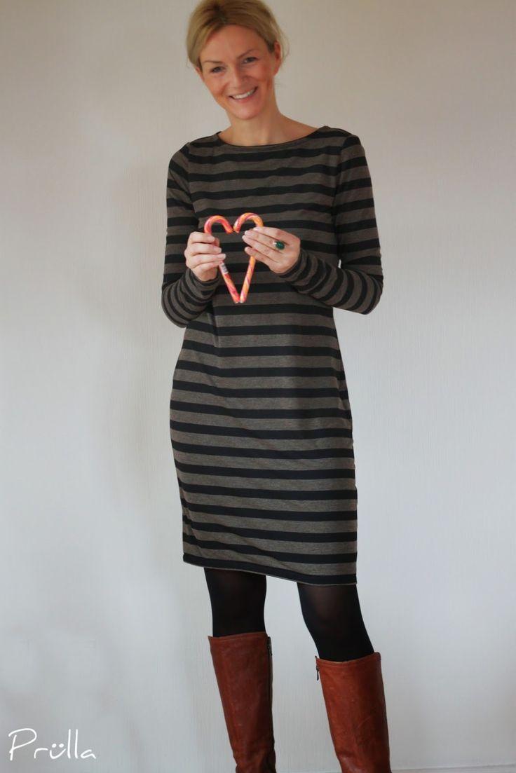 """Oder """"graue"""" Weihnachten?? (rein wettertechnisch ja schon *grummel*)Ganz kurz vor knapp habe ich mir nämlich noch neben dem FrauLuise-Kleid (m)ein zweites"""
