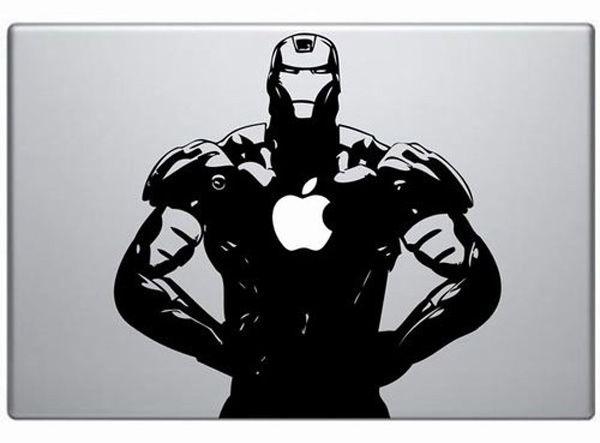 IRONMAN Mac Book!