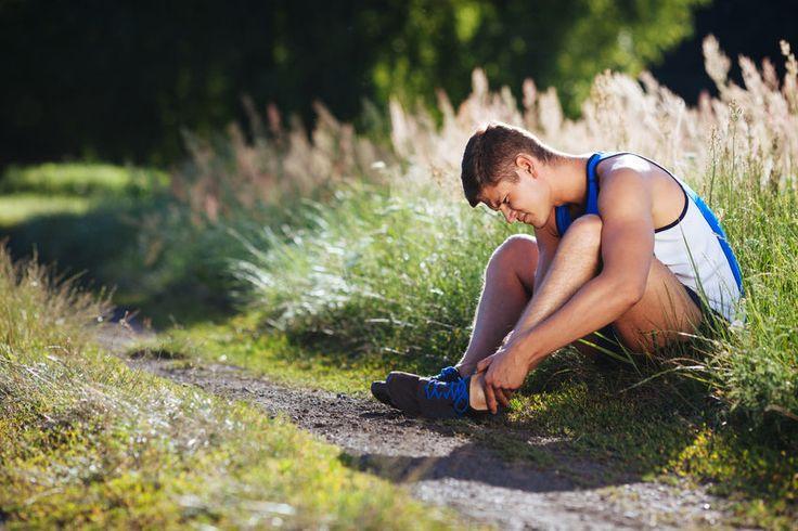 Sprained Ankle Symptoms