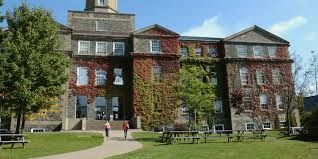 Main Entrance of Dalhousie University, Canada #Top University in Canada
