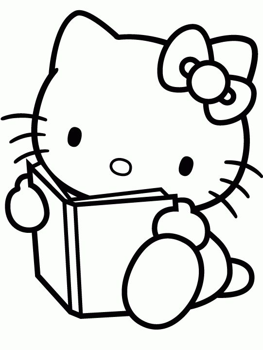 20 best hello kitty images on Pinterest | Hello kitty coloring ...