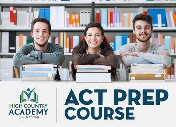 ACT Prep Course www.highcountryacademync.com