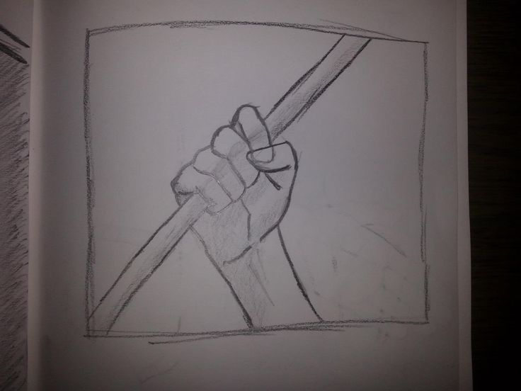 Hand Holding Stick Drawing Pinterest Drawings Hands