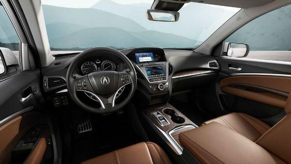 Acura Mdx 2019 Interior Acura Mdx Acura Cars Acura Ilx