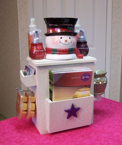 Single Display Stand Quot For Compatible Quot W Scentsy Partylite