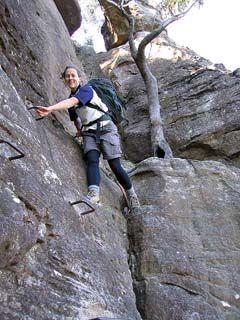Tarros Ladder and Carlon Head - Bushwalking NSW