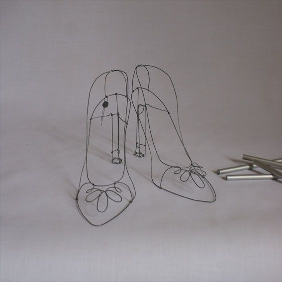 589 best wire art images on pinterest iron wire sculptures and objets fils de fer sculptures et objets solutioingenieria Images