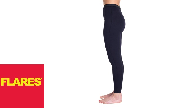 The weather outside is frightful but Zaggora FLARES make me feel so delightful!