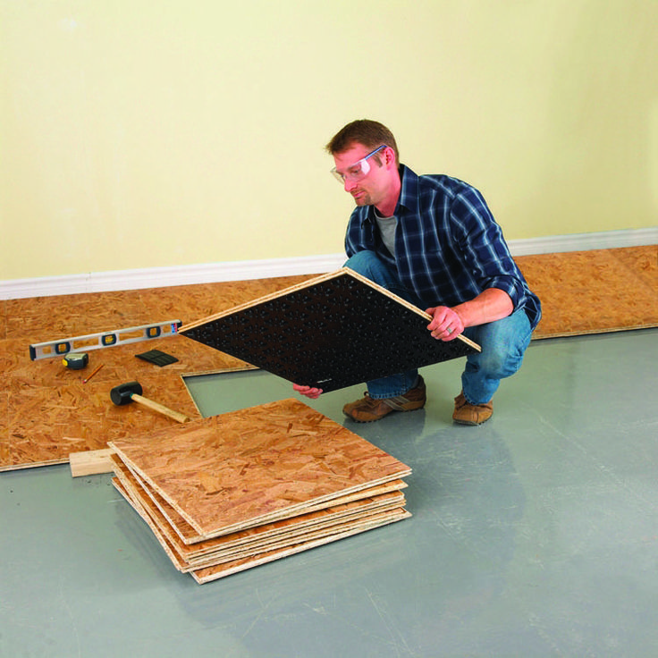 Basement Subfloor Options For Dry Warm Floors: 185 Best Home Solutions Images On Pinterest