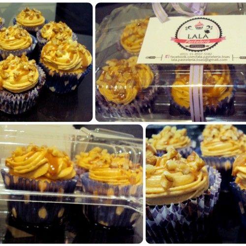 Cupcakes Muffins decorados personalizado - Aldea