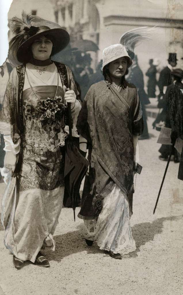 Парижская мода в предверии Великой войны. Обсуждение на LiveInternet - Российский Сервис Онлайн-Дневников