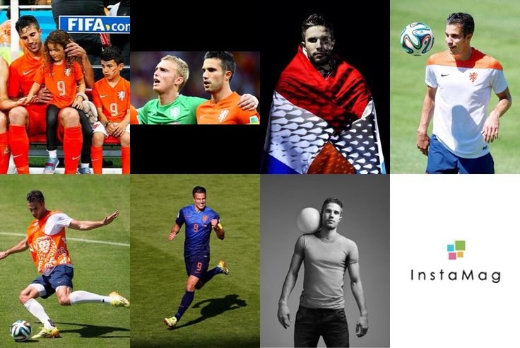Robin van Persie from the Netherlands!!!❤️❤️❤️