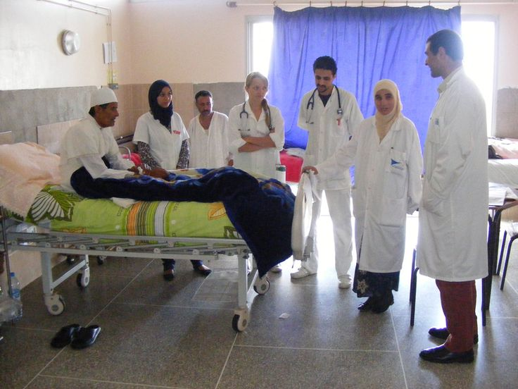 Volunteer Abroad Nursing in Morocco with Projects Abroad