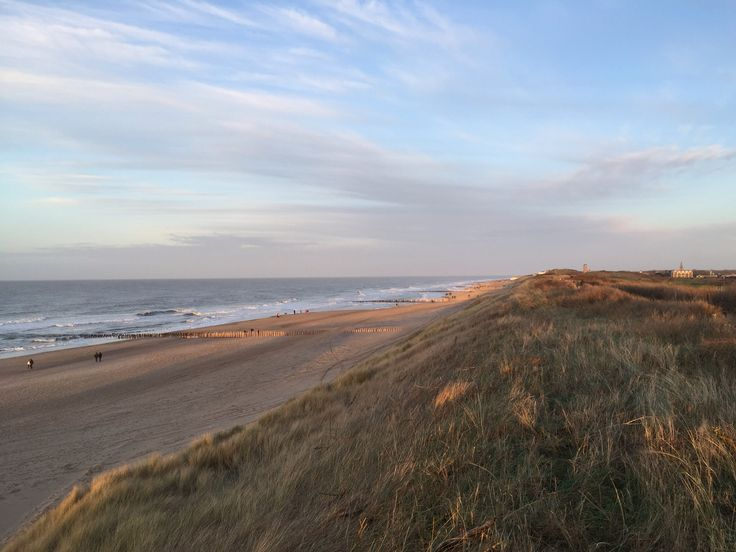 Dunes of Domburg, Zeeland, The Netherlands. Picture taken by A. Zomer