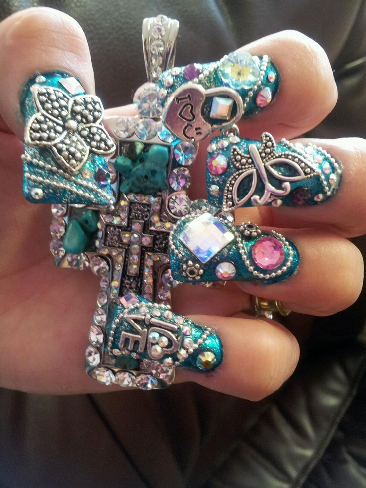 59 best wtf nails images on pinterest the ojays top nail and nina nails pasadena texas crazy charm nails not very practical but very cute prinsesfo Image collections