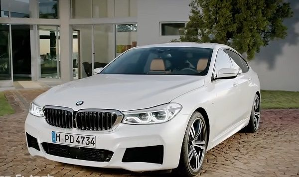 New cars for sale: The new car BMW 6 Series 2018.