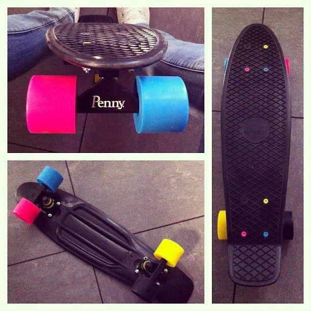 THE HUNDREDS x PENNY SKATEBOARDS  http://thehundreds.com/blog/2012/02/08/the-hundreds-x-penny-skateboards/