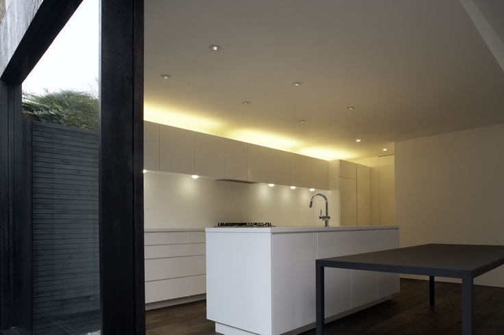 2 Tone House - Kitchen