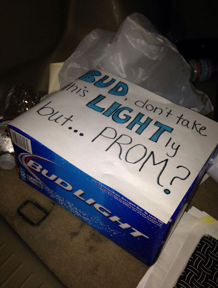 Bud light ask