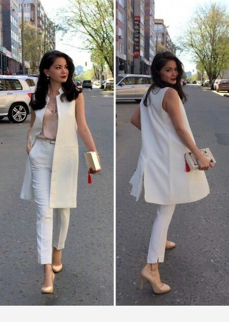 Street style for work