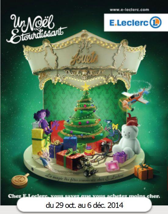 Feuilletez le catalogue leclerc jouets de no l 2014 en for Leclerc brochure