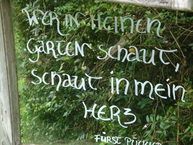 Fürst Pückler-Zitat