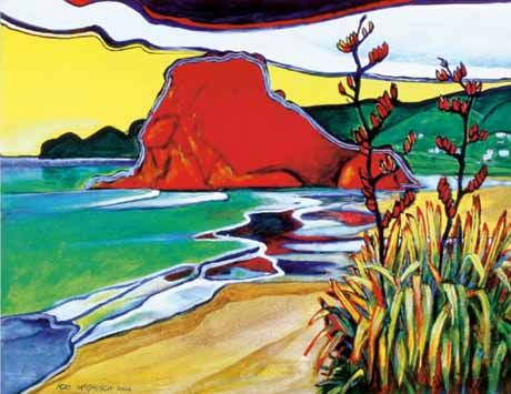 Piha by Rob McGregor for Sale - New Zealand Art Prints