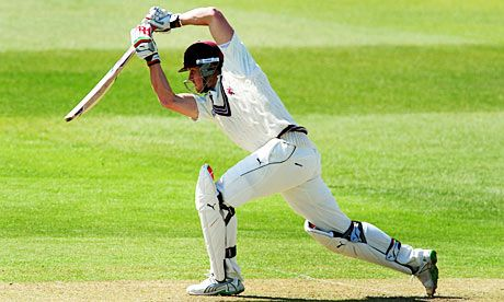 Nick Compton - or is it Grandfather Denis after his electric start to the season