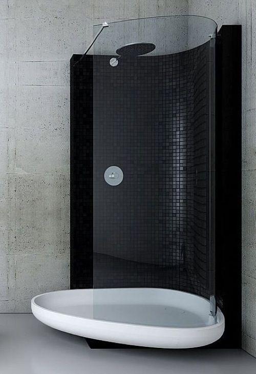 New Beyond Shower by Glass Idromassaggio