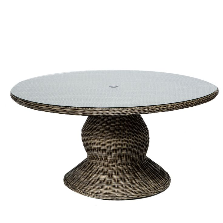 Beautiful 60 Inch Round Patio Table