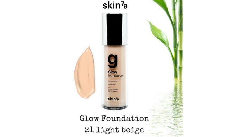 skin79-sklep.pl - SKIN79 Glow Foundation 21 Light Beige