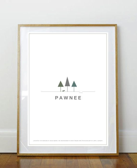 This Minimalist Travel Poster