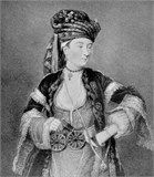 Lady Mary Wortley Montagu, the Countess of Bute.