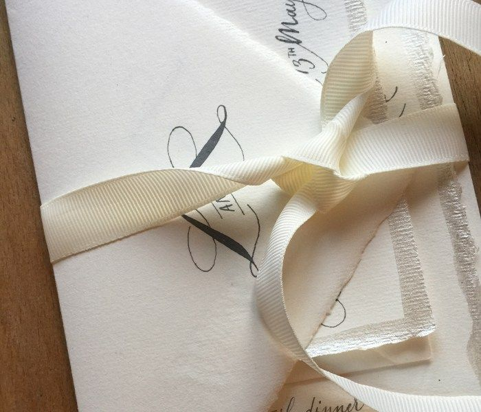 Wedding Invitations Amalfi Lux